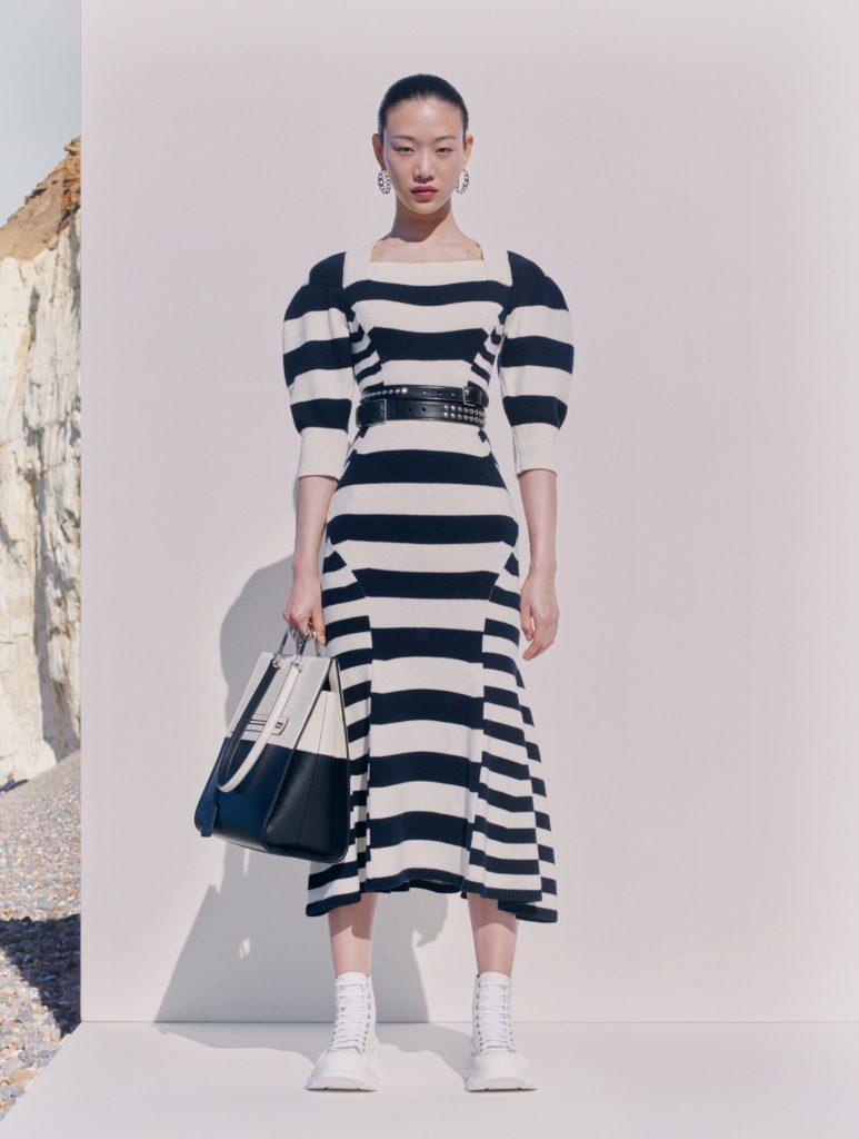Alexander McQueen Hybrid Knitwear