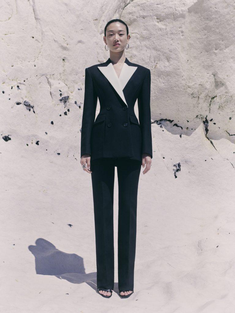 Alexander McQueen Tailoring