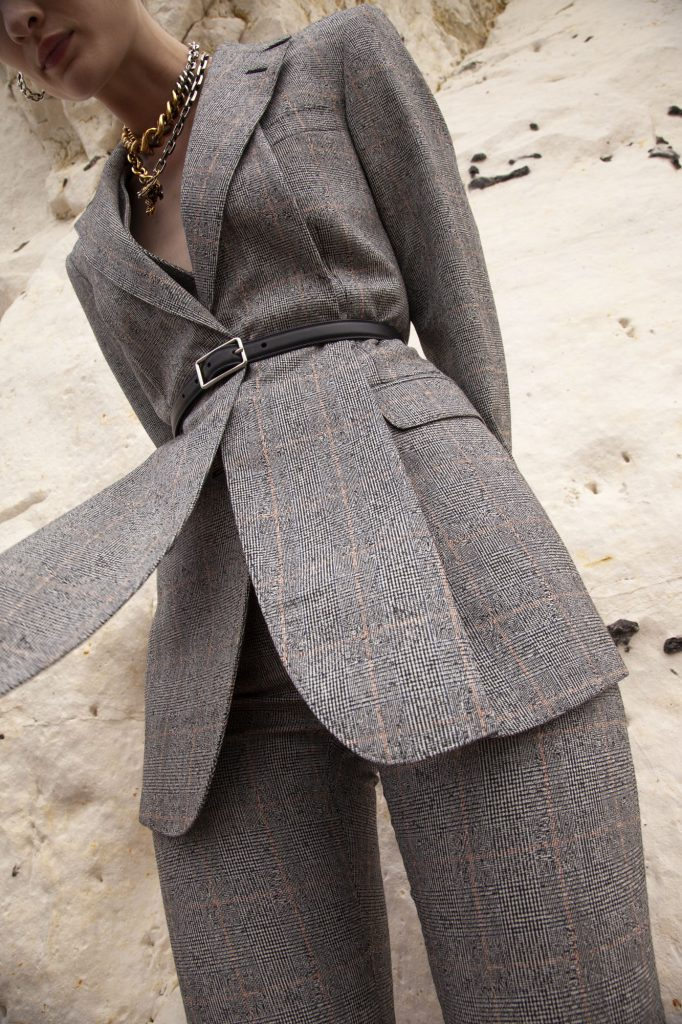 McQueen tailoring