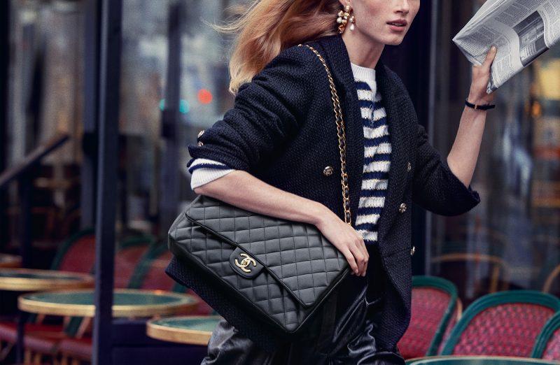 Chanel 11.12 Campaign