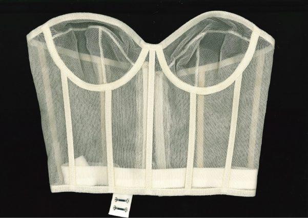 Alexander McQueen corset Photo credit Alexander McQueen
