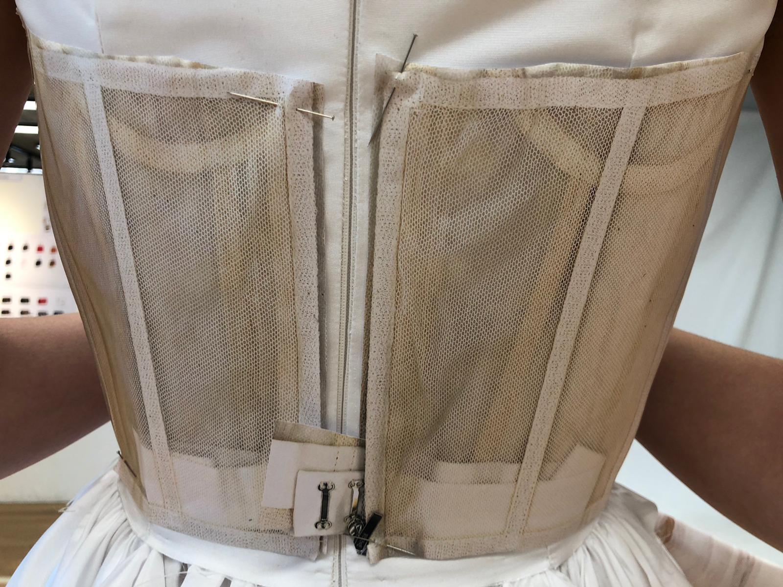 corsetry process