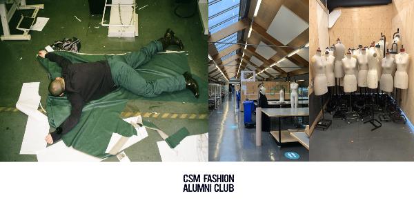 Central Saint Martins Fashion Alumni Club