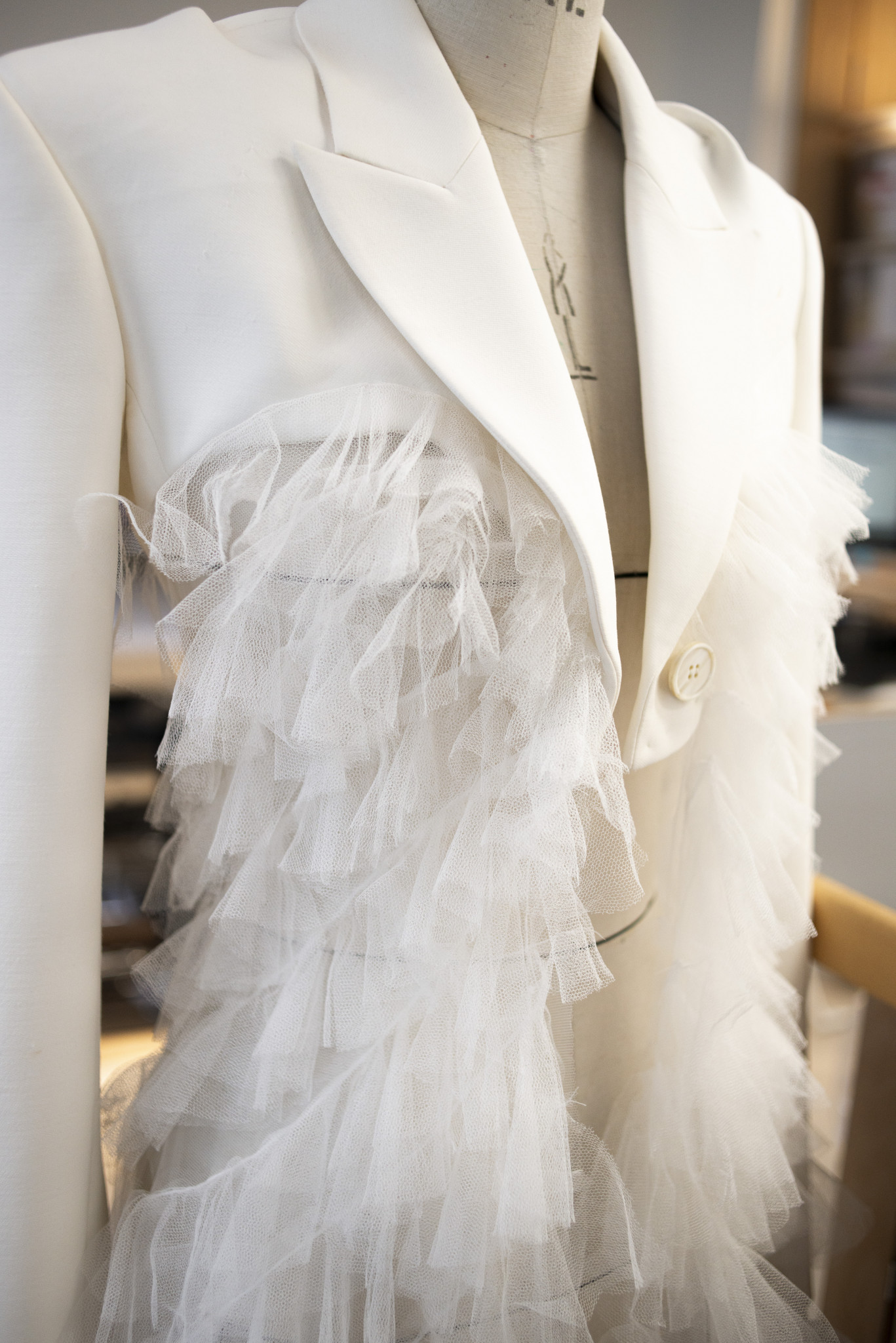 McQueen Upcycling SS21