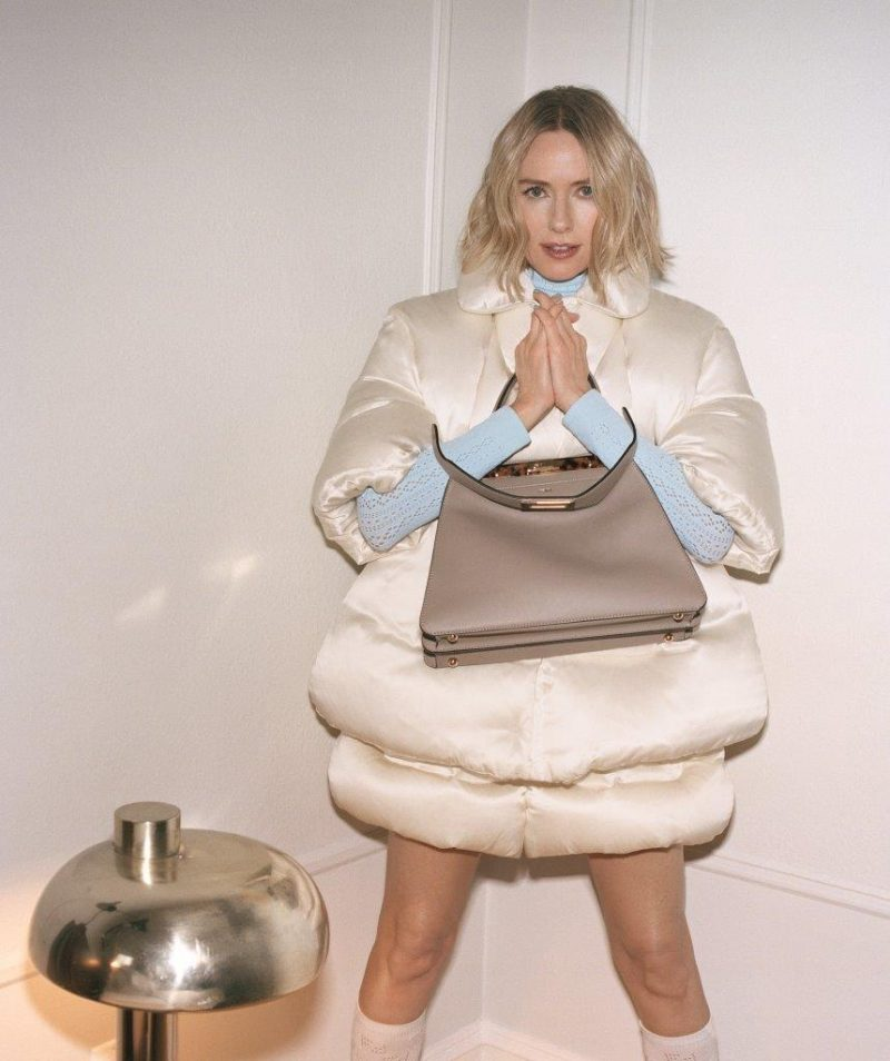 FENDI #FendiPeekaboo Naomi Watts