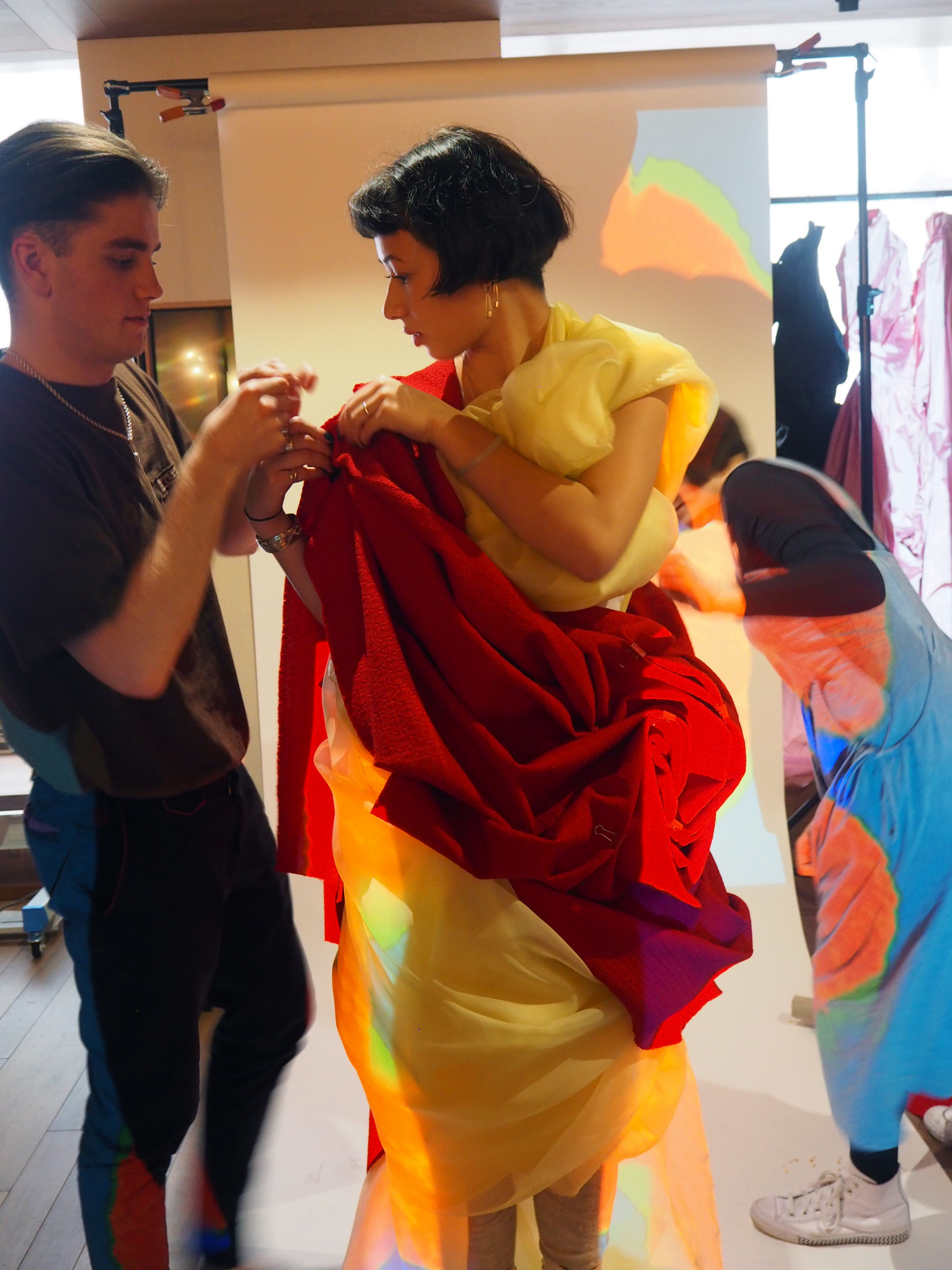 Fabric Donations McQueen