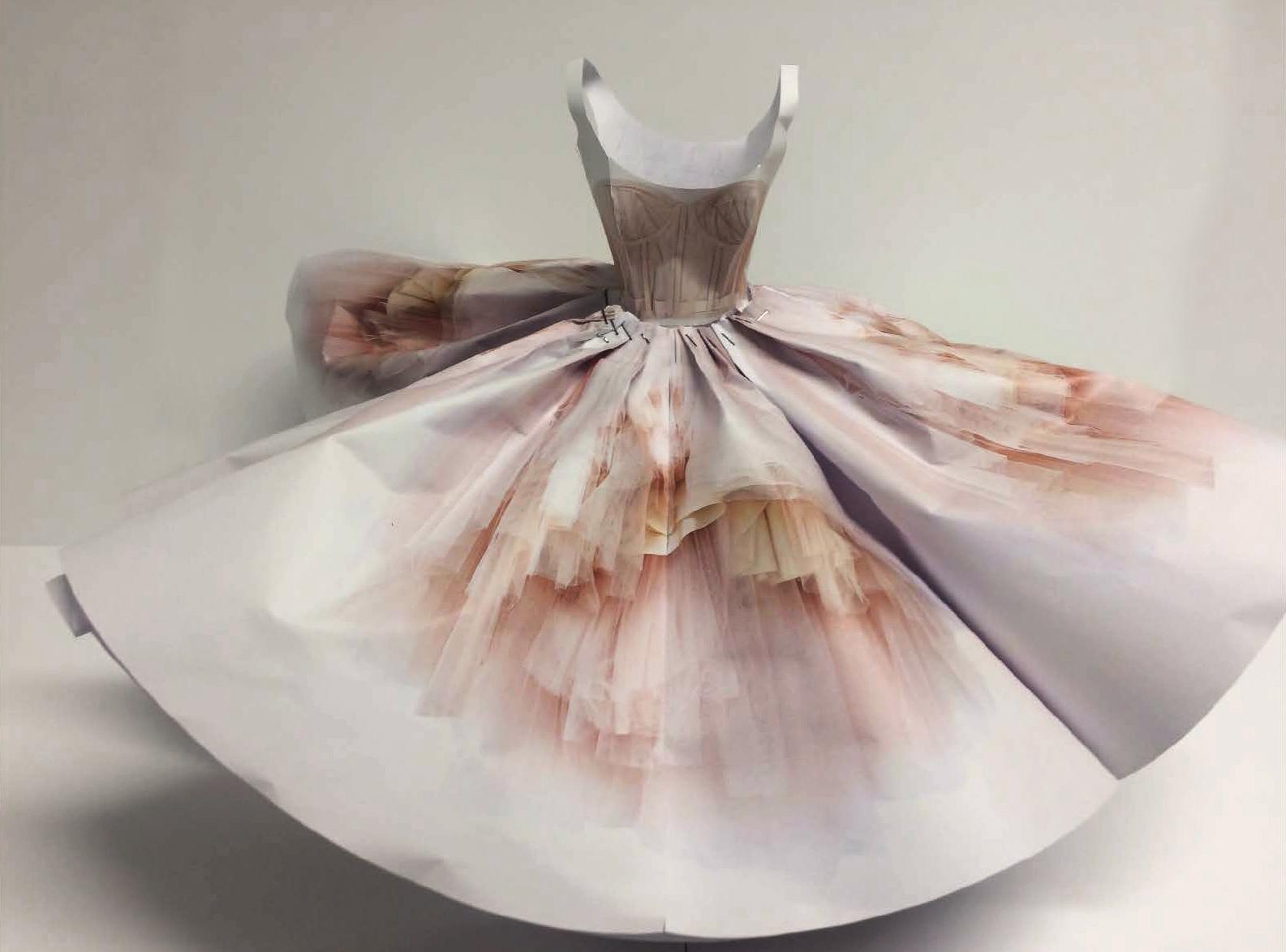 Alexander McQueen corsetry process
