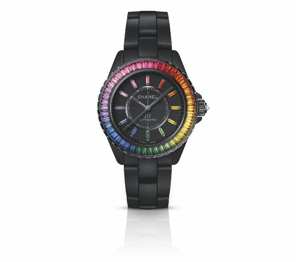 Chanel Electro Watch Collection