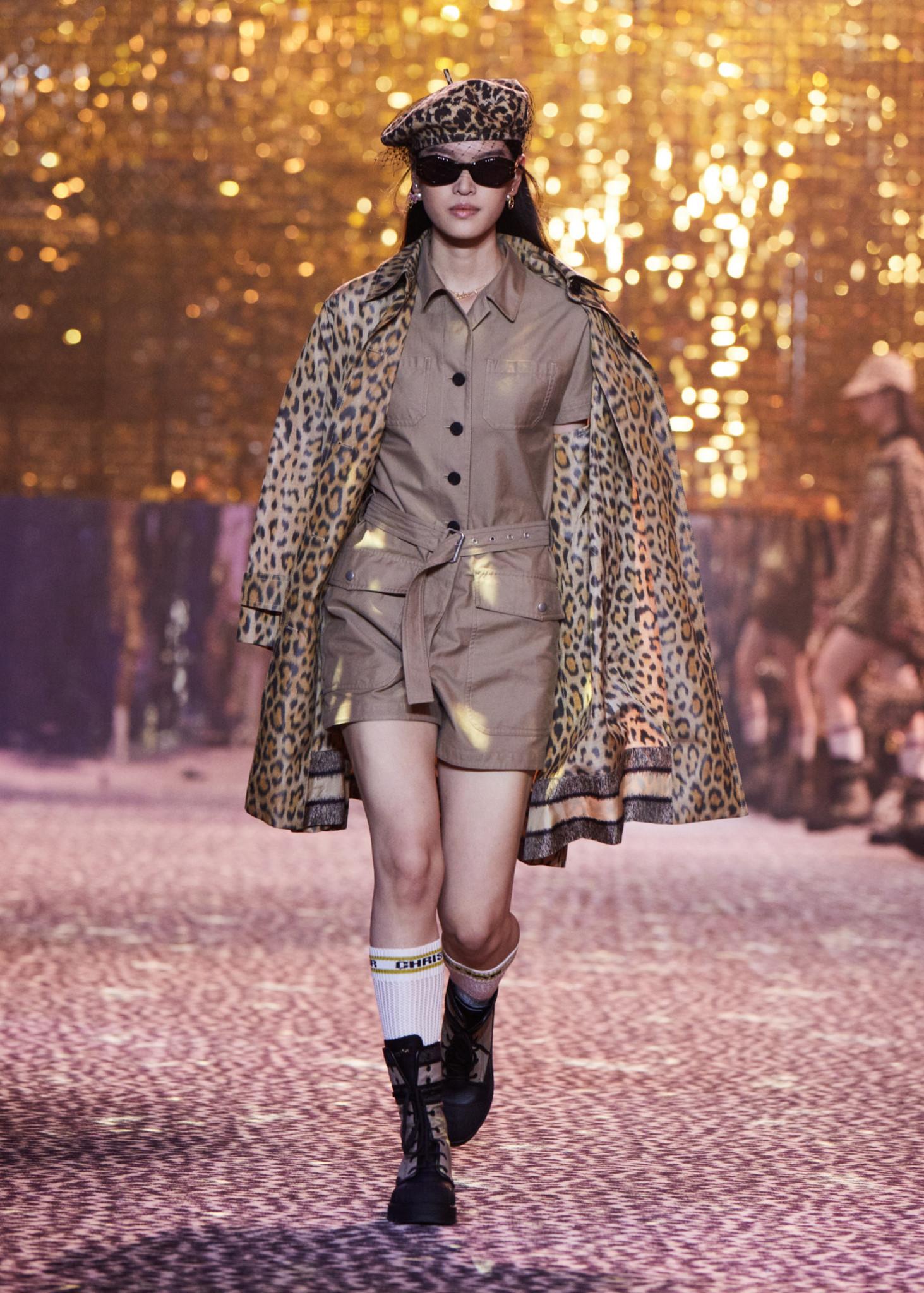Dior Fall 2021 Shanghai