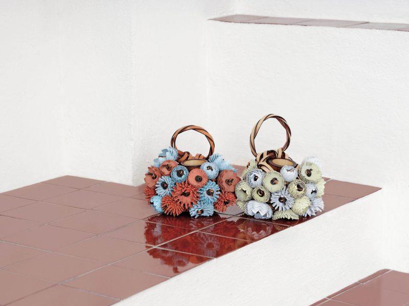 Loewe Weaves Bags