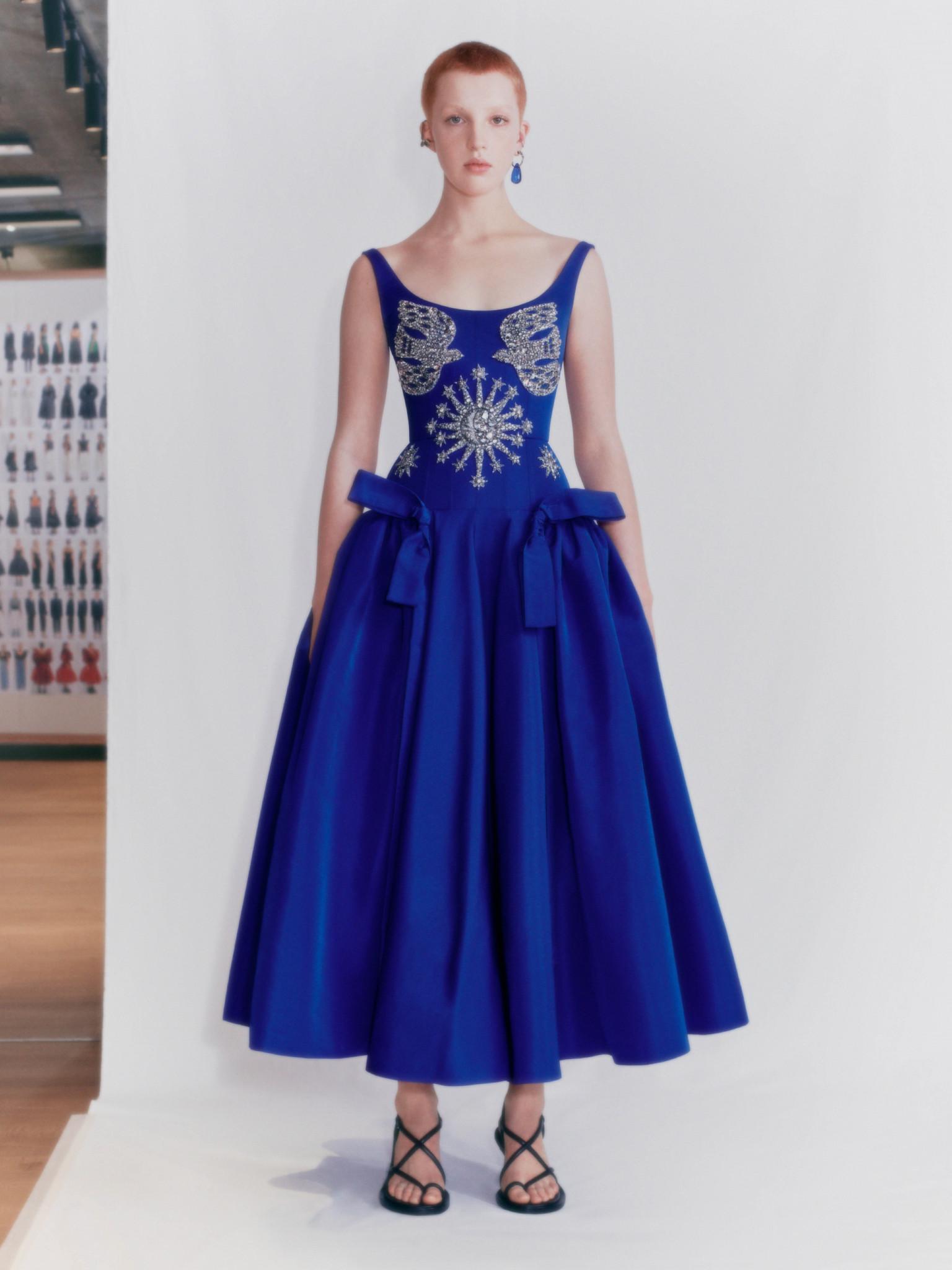 McQueen Womenswear Pre Fall 2021