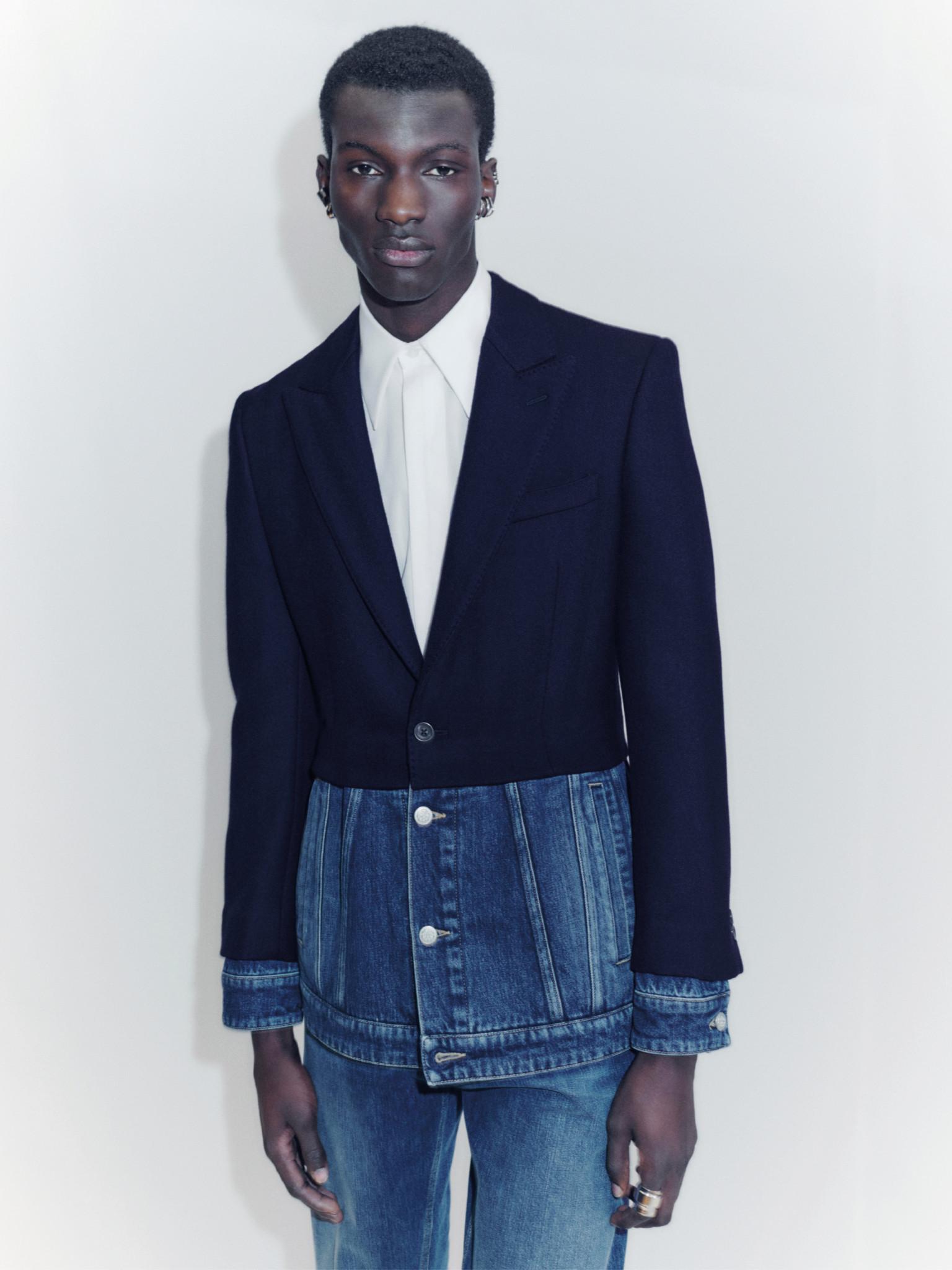 McQueen AW21 Menswear