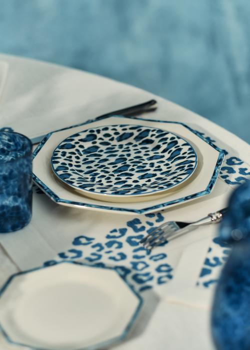 Dior Blue Mizza Homeware Collection
