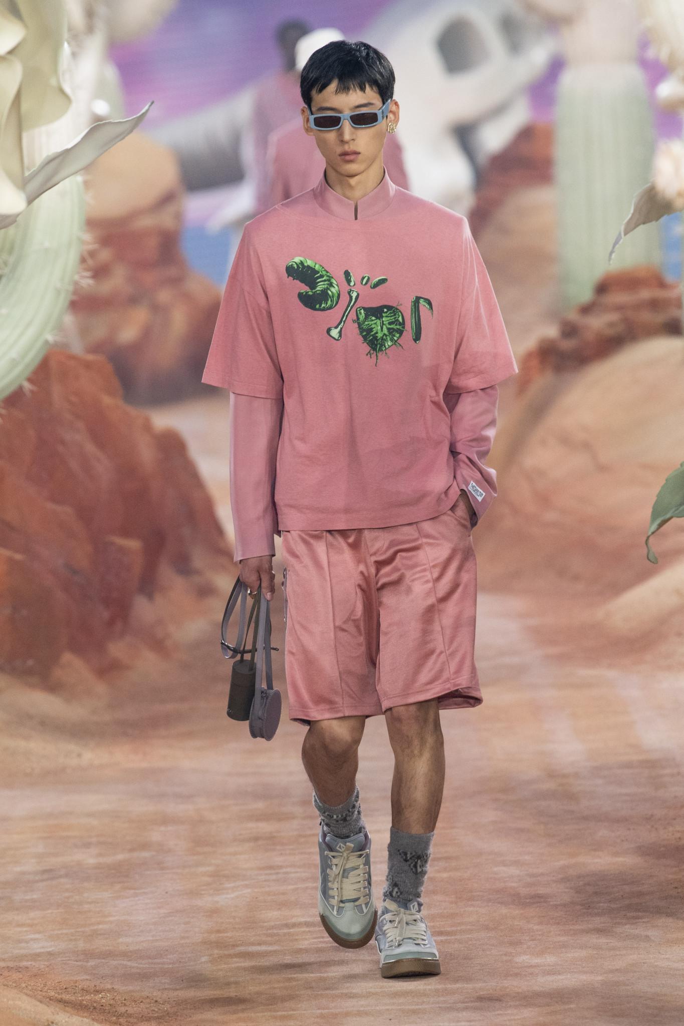 Dior Menswear SS22