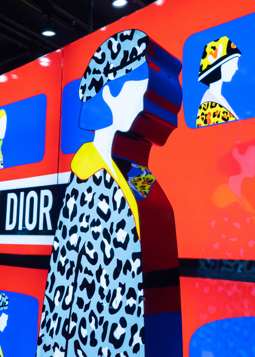 Dior x Harrods Pop-up