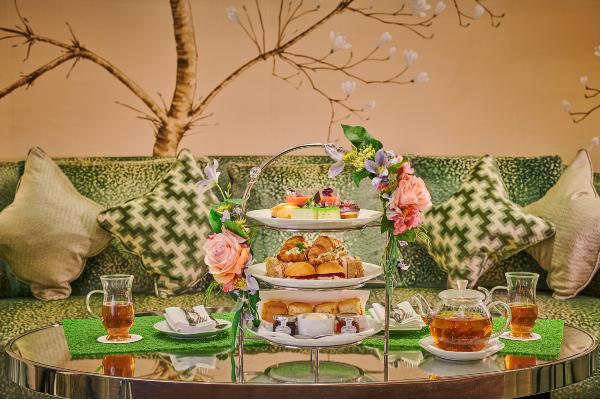 Floral Afternoon Tea, The Park Tower Knightsbridge