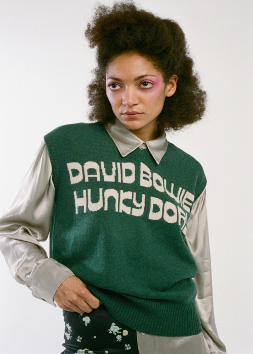 Hades David Bowie Capsule Collection