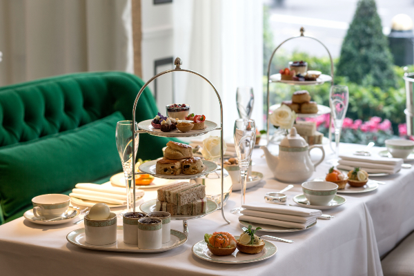 JW Marriott Grosvenor House London Afternoon Tea