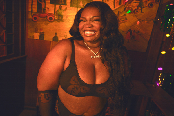Savage X Fenty August Campaign Starring Caramel Curves