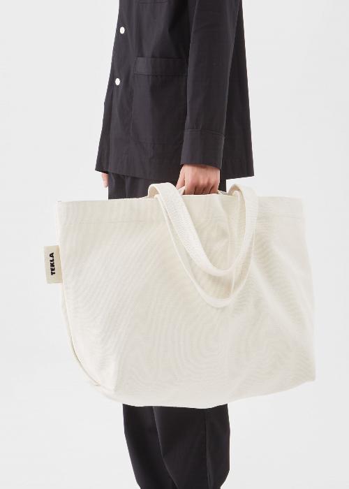 Tekla Canvas Tote Bag