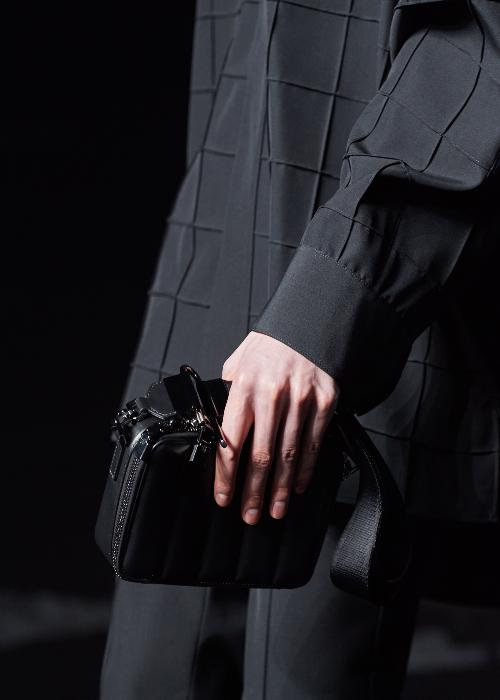 Givenchy men's Camera bag