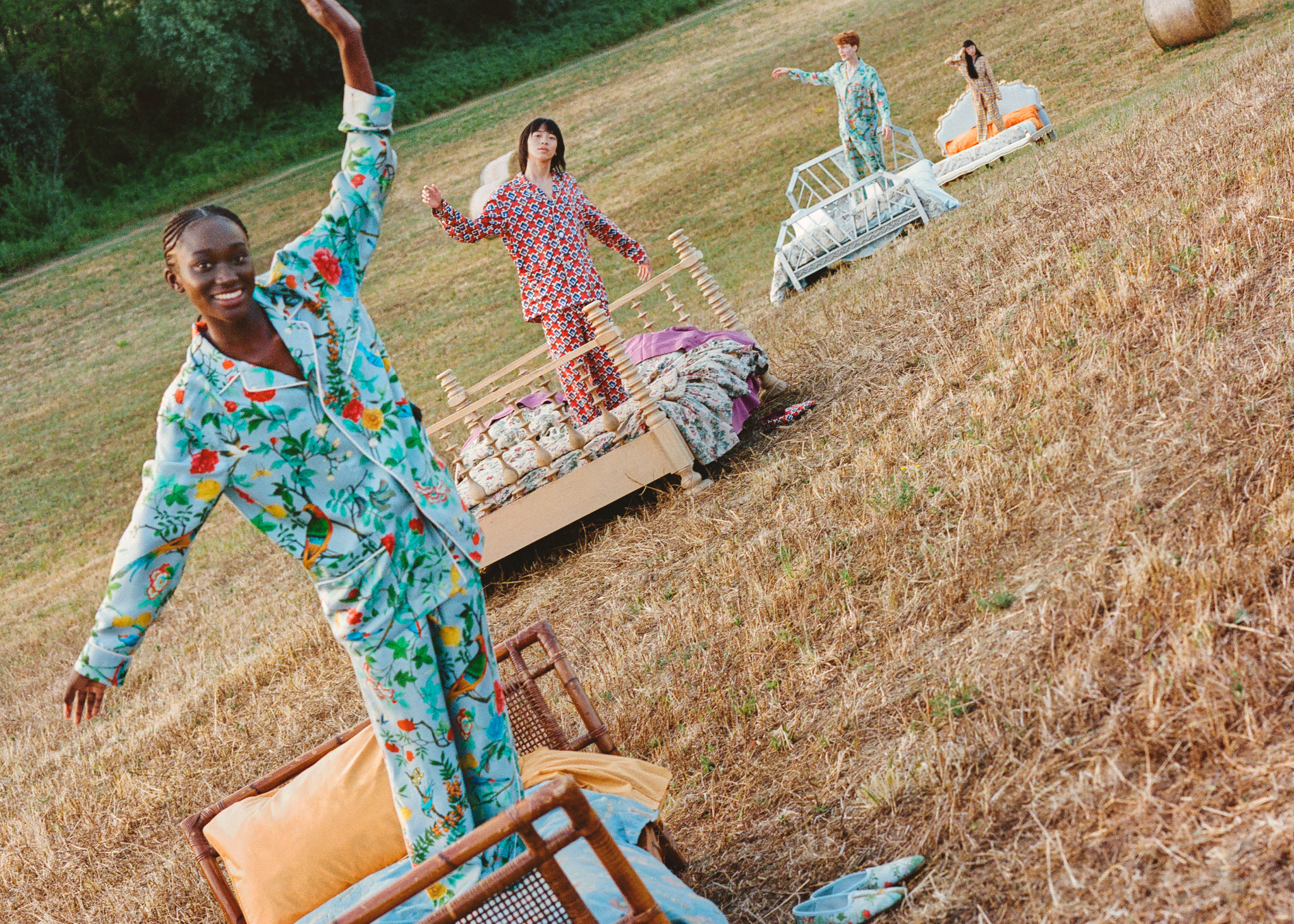 Gucci Lifestyle Campaign Images