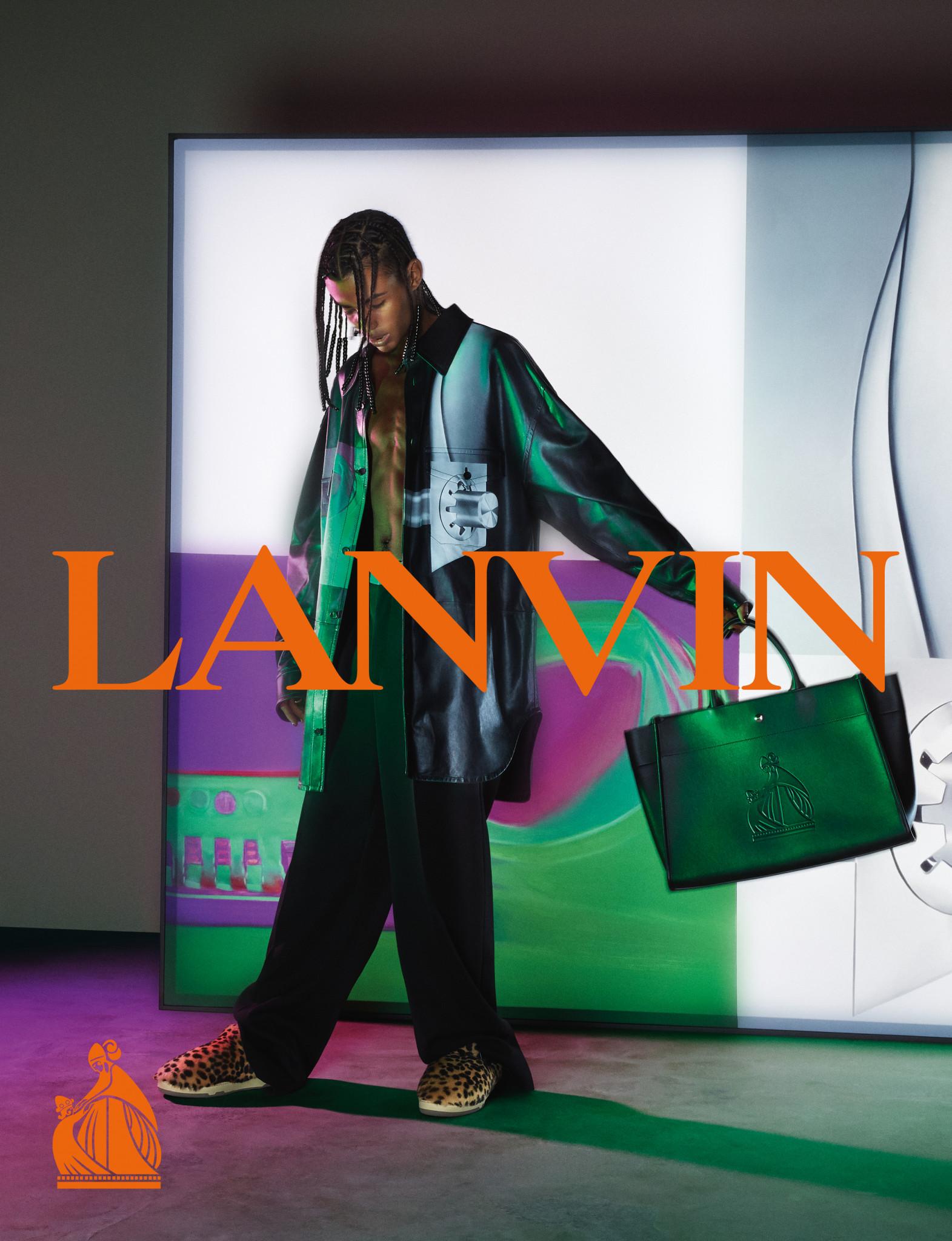 Lanvin FW21 Campaign