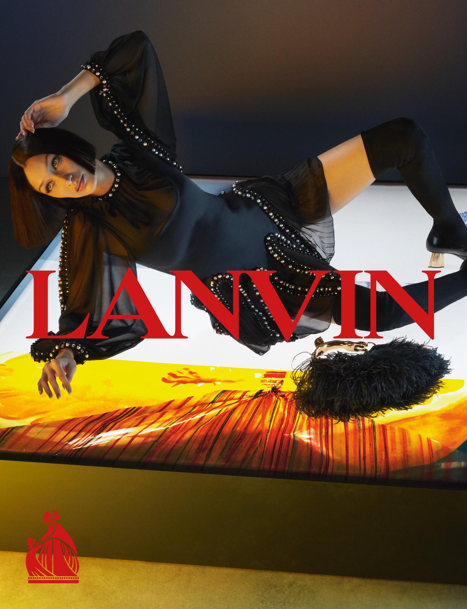 Lanvin FW21 Campaign Lanvin FW21 Campaign