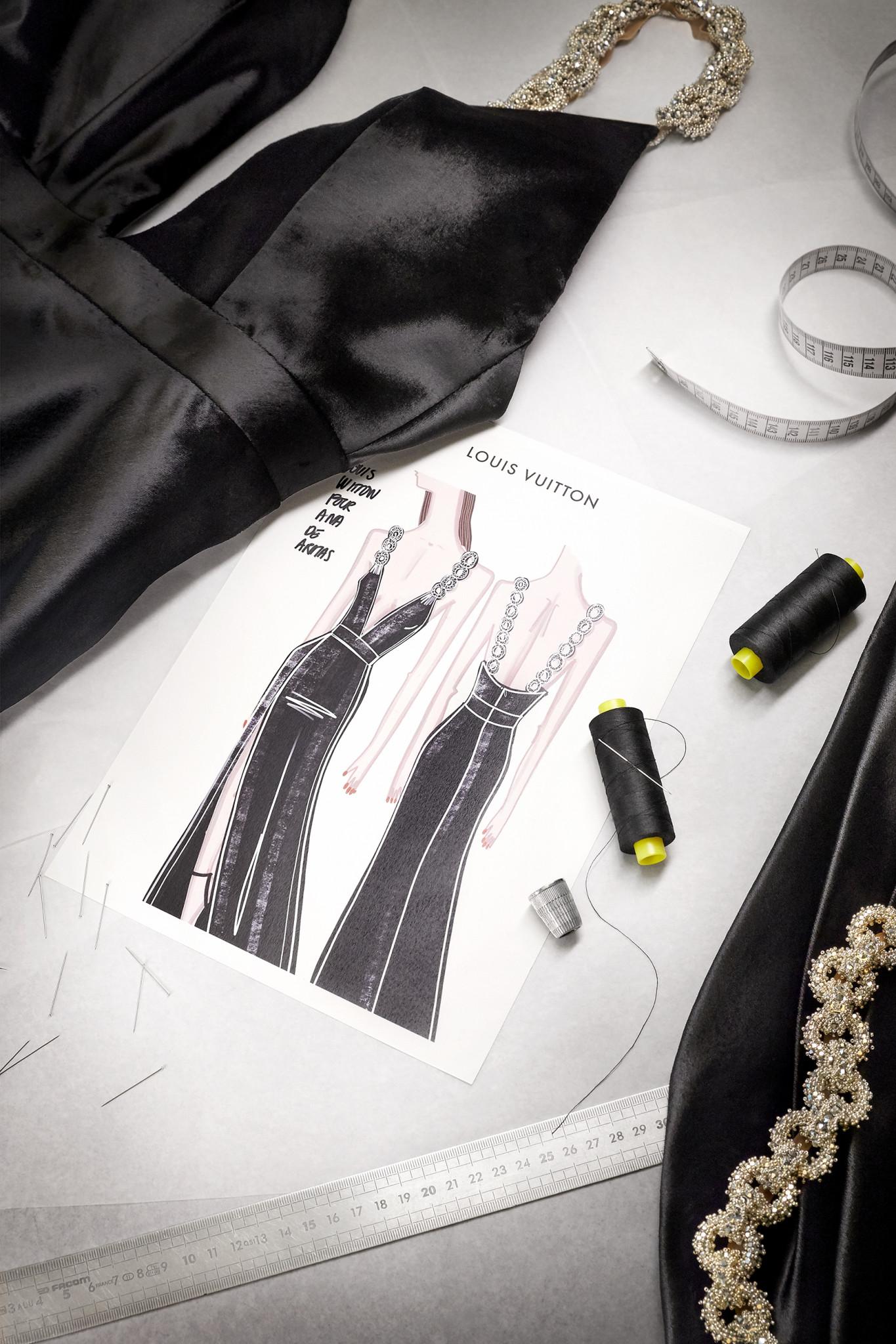 Ana de Armas Louis Vuitton